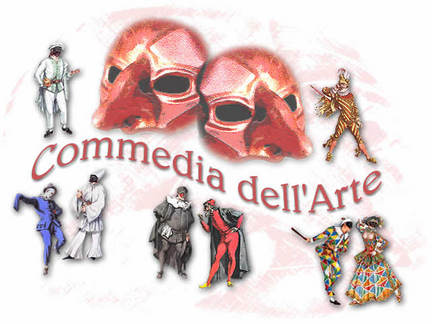 commedia dell arte and moliere essay Bergson's essay deals first with some general considerations of the comic, then   had contact with the italian commedia dell'arte acting troupes then popular.